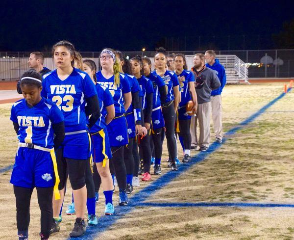 Flag Football Photos: Shadow Ridge at Sierra Vista 2/14 ...