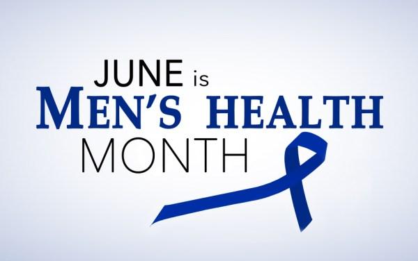 Men's Health Month: Bringing Awareness To Men's Health ...
