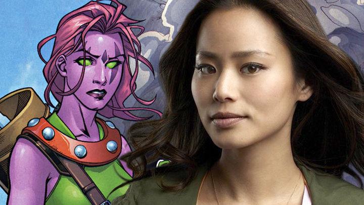 Jamie Chung será 'Blink' en la serie de X-Men