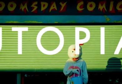 Reseña: Utopía. Una serie que te volará la cabeza.