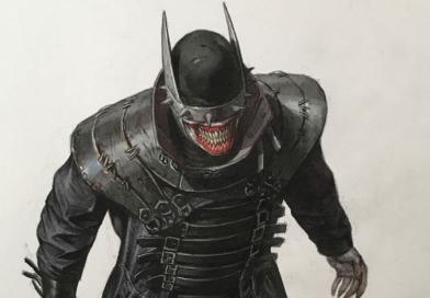 Ve al 'Batman que Ríe' y su manada de 'Robins Salvajes'
