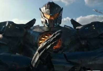 NYCC Pacific Rim: Uprising Trailer