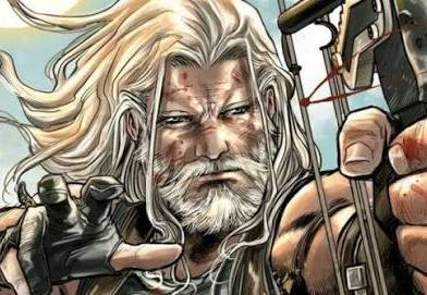 OLD MAN HAWKEYE Precuela de OLD MAN LOGAN