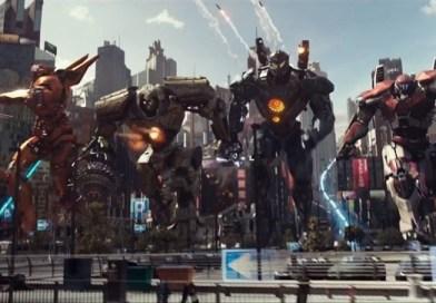 Colosal Trailer de 'Pacific Rim: Uprising'