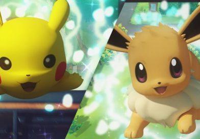 Pokemon Lets Go Pikachu y Lets Go Evee; disponibles !