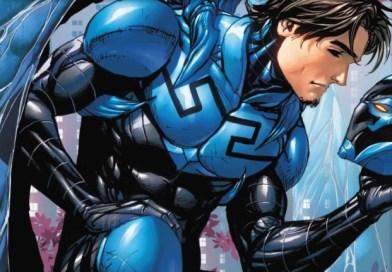 Warner Bros. Prepara Película de BLUE BEETLE