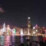 香港で半日弾丸観光と美食巡り