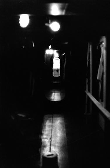 """LST 393's """"Hallway"""""""