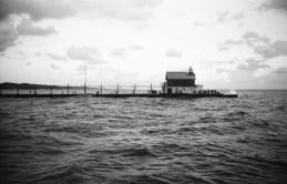 Grand Haven Pier.
