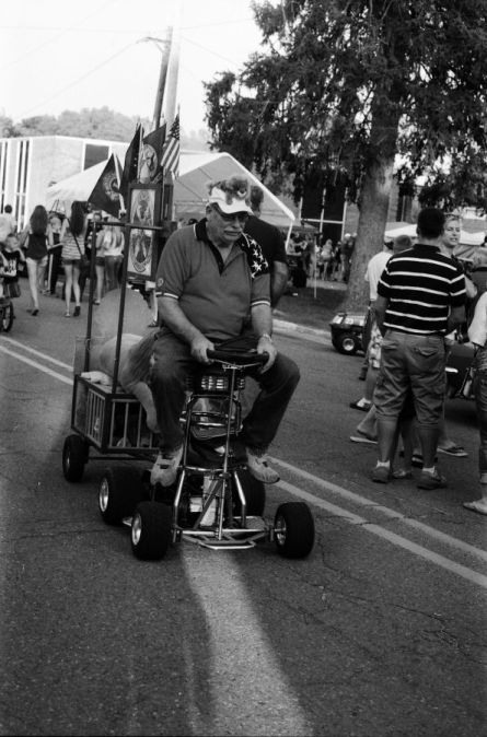 Lions Club's Motorized Bar Stool
