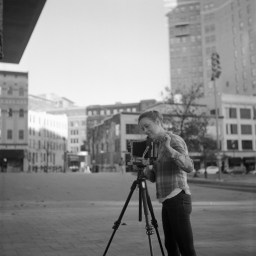 Large Format Photographer