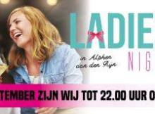 Ladies Night 2016