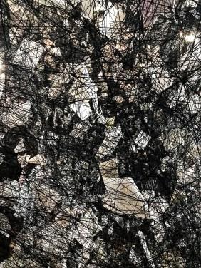 Lost Words door kunstenares Chiharu Shiota