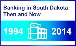Banking in South Dakota — 1994 and Today