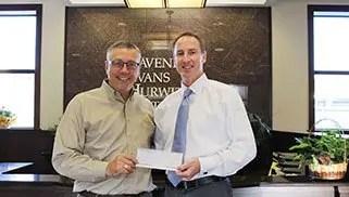 Davenport Evans Donates to Feeding South Dakota Turkey Drive