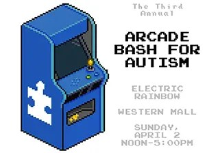 Prendergast's Arcade Bash for Autism Hits High Score