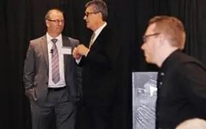 Curt Everson Doug Hajek Banking Seminar 2019