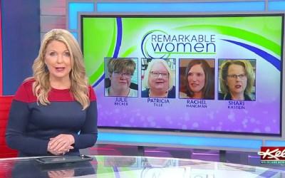 KELOLAND Announces Remarkable Women Winner