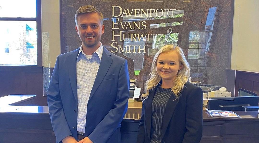 Davenport Evans Summer Associates 2021