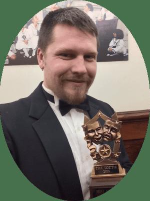 Tottie Award 2015 King I Oval
