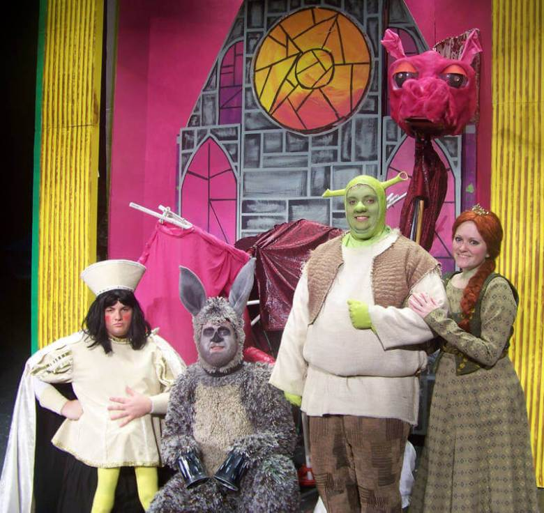 Shrek AAFC Leads with Jezebelle Slideshow