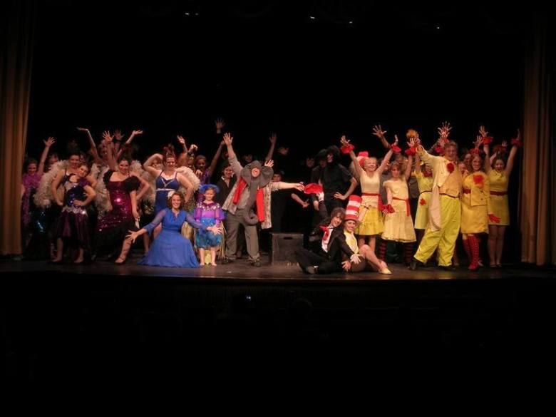 Suessical Stage Right 2010 1 Slideshow