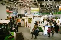 Tag 2 auf dem Erlebnisbauernhof der Internationalen Grünen Woche 2017 in Berlin.