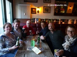 Irish Pub mit Karamelwodka