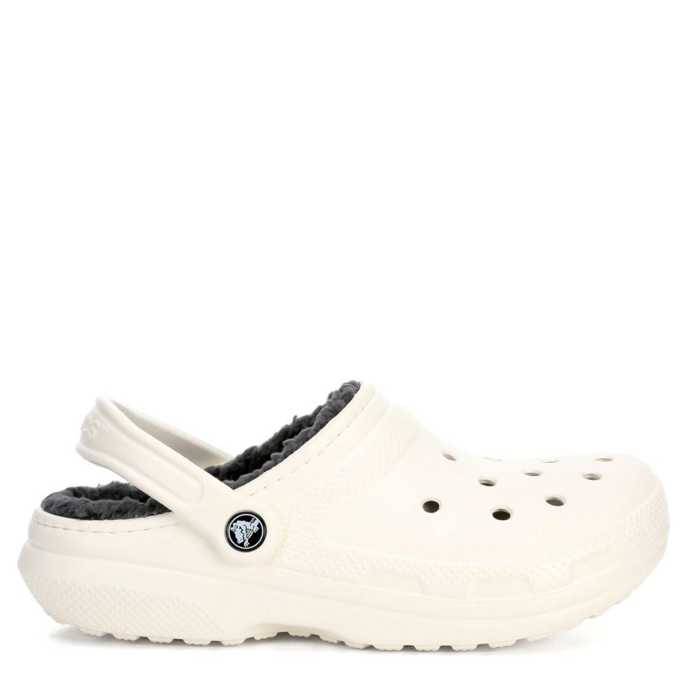 בריא crocs with fur near me