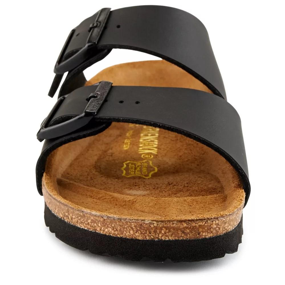 birkenstock womens arizona footbed sandal black