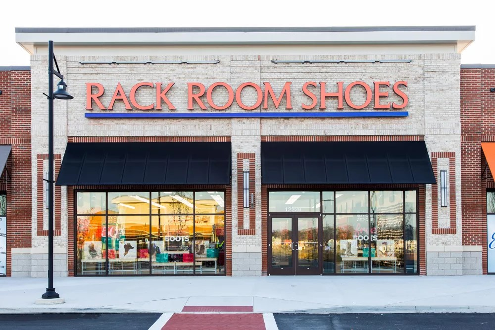 shoe stores at west broad marketplace
