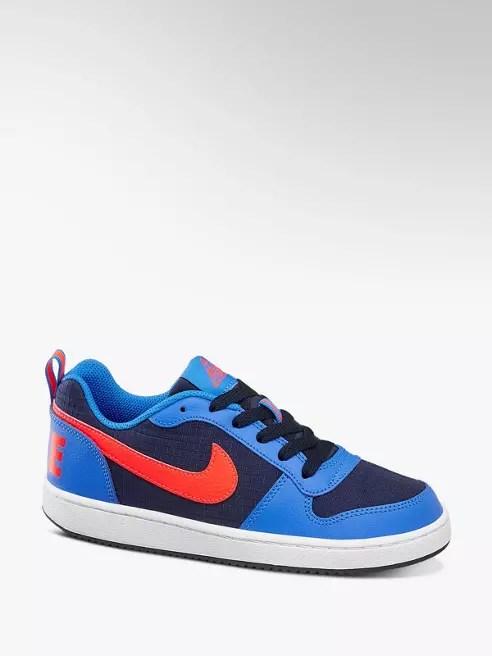 Sneaker Court Borough Low von NIKE in blau DEICHMANN