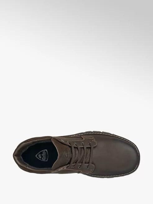 05f9d89f2 Dopřejte svým nohám maximální pohodlí s pánskou kotníkovou obuví značky  Gallus. Díky své šířce J se hodí pro muže se širokými chodidly.