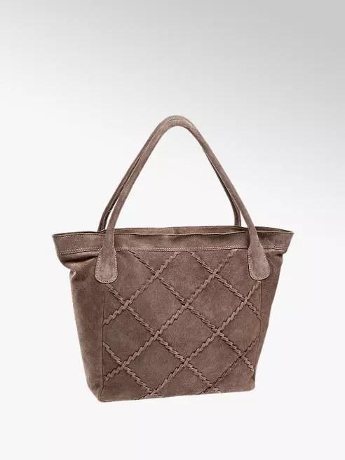 Semišová kabelka (4102551) od Deichmann