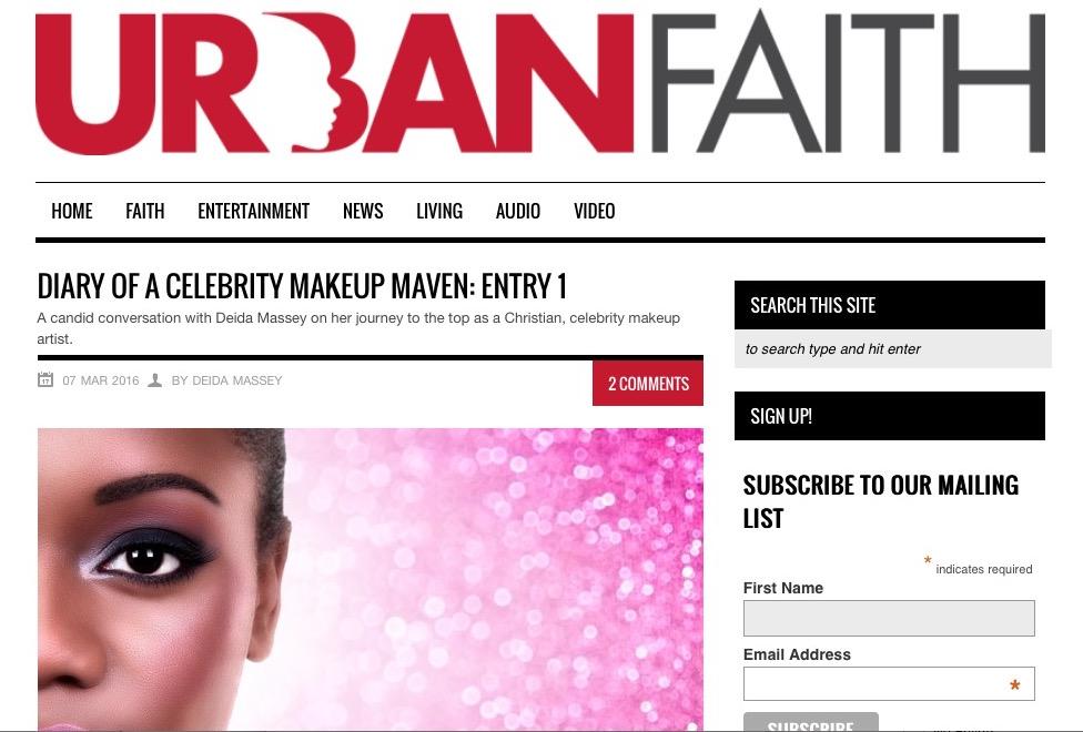 Urban-Faith-Diary-of-a-makeup-maven