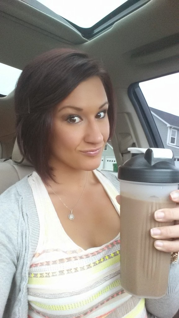 Trainer Lindsey Introduces IdealLean Meal Replacement Shake