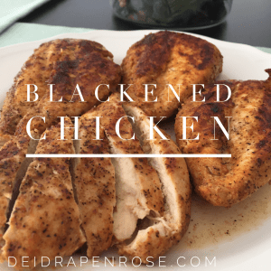 Deidra Penrose, Beachbody coach PA, blackened chicken recipe, healthy dinner recipes, clean eating tips, healthy eating ideas, weight loss journey, healthy mom, George foreman recipes, healthy chicken recipes