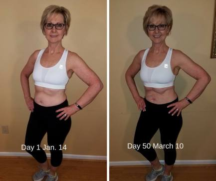 Deidra Mangus, beachbody transformation, weight loss age 50, weight loss age 60, home fitness workouts, beachbody on demand, 80 day obsession transformation, autumn calabrese, successful fitness coach, online fitness group, beachbody challenge group, fitness motivation, women's weight loss success