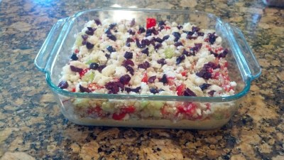 Deidra Penrose, Clean eating, meal plans, healthy recipes, P90X3 meals, Beach body, 5 star elite beach body coach, eating over super bowl weekend, party recipes, weight loss, nutrition, diets, alcoholic beverages calorie content, fitness motivation, quinoa, quinoa hummus dip, hummus, feta cheese, greek, mediterranean