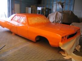 1973 Plymouth Fury III