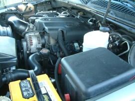 2001 Chevrolet K3500 8,1l Vortec Engine