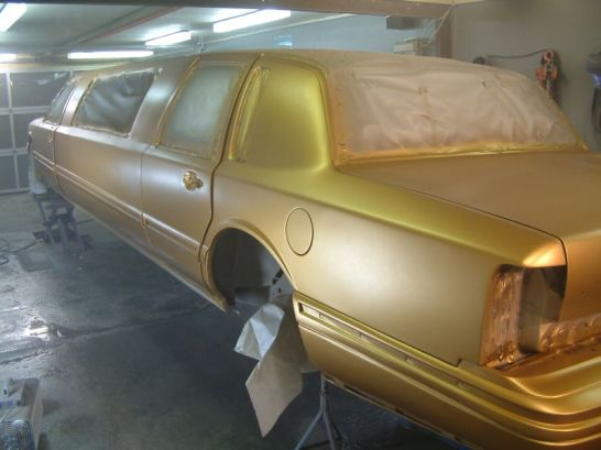 1997 Limo Stretch Projekt