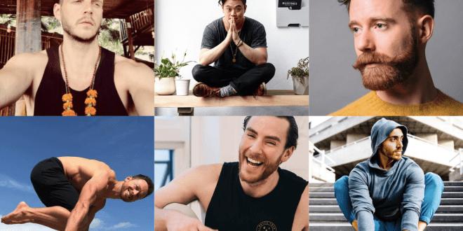 6 Männer teilen mit, wie Yoga ihre psychische Gesundheit beeinflusst hat