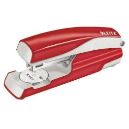 Leitz 55020025 Nexxt Büroheftgerät (Metall, 30 Blatt) rot -