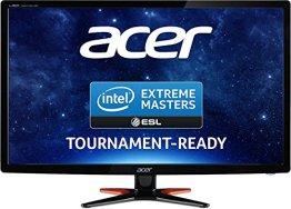 Acer Predator GN246HLBbid 61 cm (24 Zoll) Monitor (VGA, DVI, HDMI, 1ms Reaktionszeit) schwarz -