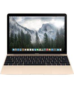 Apple MacBook Retina MK4M2D/A 30,4 cm (12 Zoll) Notebook (Intel Core M, 1,1GHz, 8GB RAM, 256GB SSD, Intel HD 5300, Mac OS) gold -