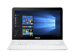 Asus E200HA-FD0005TS 29,4 cm (11,6 Zoll Glare Type) Notebook (Intel Atom x5-Z8300, 2GB RAM, 32GB eMMC, Intel HD, Win 10 Home) weiß -