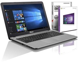 Asus Gaming (15,6 Zoll HD) Notebook (Intel Core i3 5005U, 12GB RAM, 256GB SSD, NVIDIA GeForce 920M 2GB, HDMI, Windows 10 Professional) #5118 -