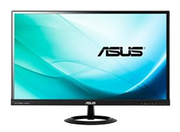 Asus VX279H 68,6 cm (27 Zoll) Monitor (Full HD, VGA, HDMI/MHL, 5ms Reaktionszeit) schwarz -