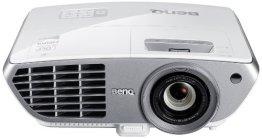 BenQ W1300 3D-DLP-Projektor (Neu 3D, Full-HD 1920 x 1080 Pixel, Kontrast 10.000:1, 2000 ANSI-Lumen, Lens Shift, HDMI, USB inkl. 3D-Brille) weiß -
